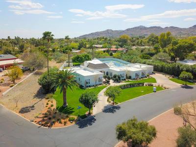 Paradise Valley Single Family Home For Sale: 6533 E Maverick Road