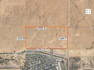 Casa Grande Residential Lots & Land For Sale: E Rodeo Road