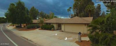 Phoenix Single Family Home For Sale: 11430 S 51st Street