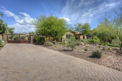 Scottsdale Single Family Home For Sale: 12686 E Gold Dust Avenue