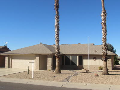 Sun City West Rental For Rent: 19806 N 146th Way
