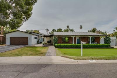 Phoenix Single Family Home For Sale: 4015 E Flower Street
