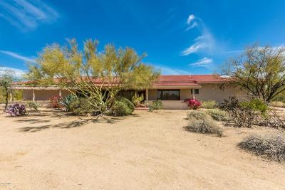 Scottsdale Single Family Home For Sale: 23686 N Camino Adele Street