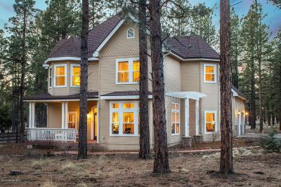 Flagstaff Single Family Home For Sale: 810 E Hattie Greene