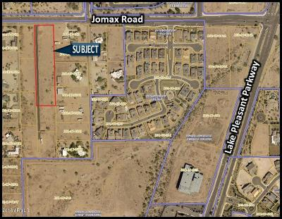 Peoria Residential Lots & Land For Sale: 9961 W Jomax Road