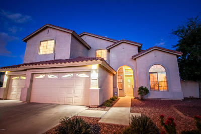 Laveen Single Family Home UCB (Under Contract-Backups): 9813 S Reidar Road