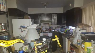 Phoenix  Single Family Home UCB (Under Contract-Backups): 6070 W Britton Avenue