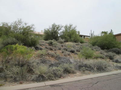 Fountain Hills Residential Lots & Land For Sale: 15809 E Palisades Boulevard