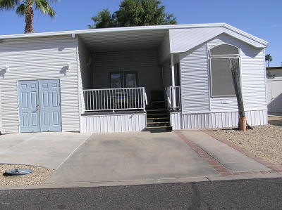 Surprise Mobile/Manufactured For Sale: 17200 W Bell Road #71