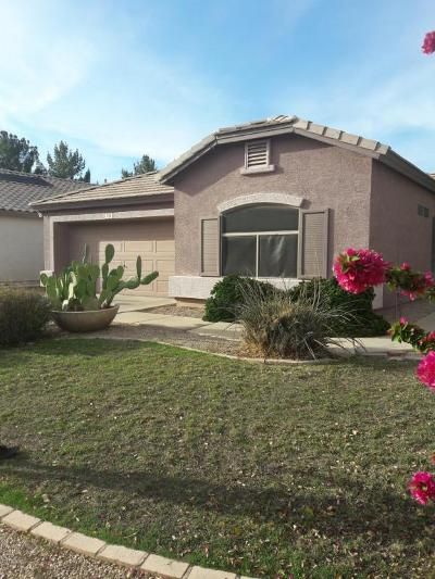 Gilbert Single Family Home For Sale: 1758 E Carla Vista Drive