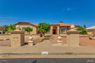 Mesa Single Family Home For Sale: 4148 E Greenway Circle