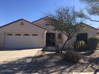 Goodyear Rental For Rent: 17514 W Desert Sage Drive