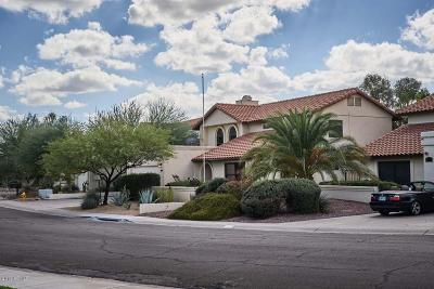 Tempe Single Family Home For Sale: 1454 N La Rosa Drive