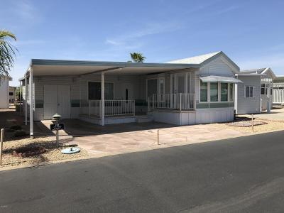 Surprise Mobile/Manufactured For Sale: 17200 W Bell Road #797