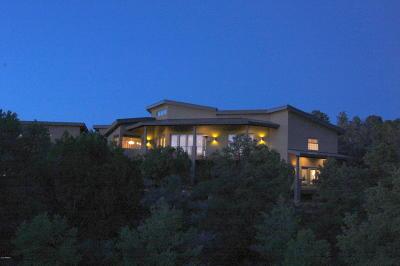 Prescott Single Family Home For Sale: 6575 W Leaning Bear Trail