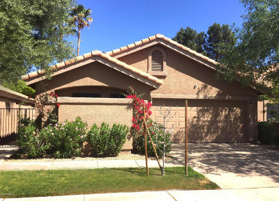 Scottsdale  Single Family Home For Sale: 15831 N 50th Street