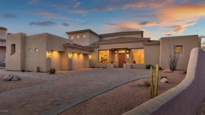 Phoenix Single Family Home For Sale: 5402 E Hashknife Road