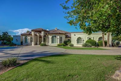 Paradise Valley Single Family Home For Sale: 8303 N 61st Place