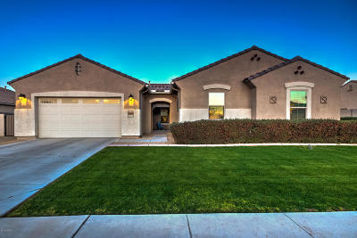 Lucia At Queen Creek Single Family Home For Sale: 21441 S 192nd Place