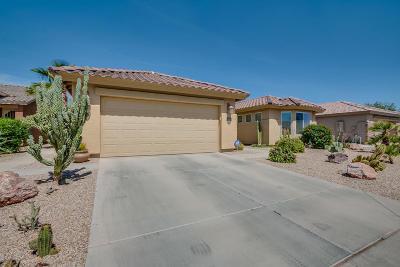 Casa Grande Single Family Home For Sale: 2640 E Golden Trail