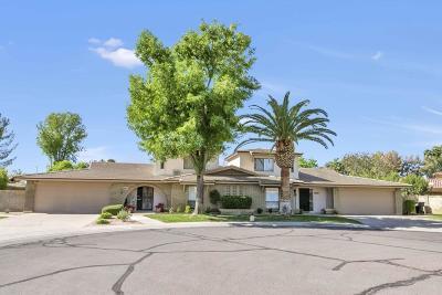 Scottsdale Condo/Townhouse For Sale: 8431 E Via De Viva