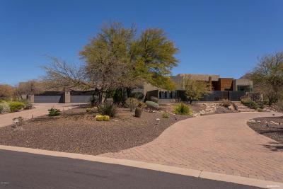 Single Family Home For Sale: 9202 E Hualapai Drive