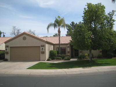 Scottsdale Single Family Home For Sale: 4659 N 84th Way