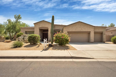 Grayhawk Single Family Home For Sale: 7439 E Rose Garden Lane