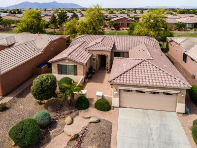 Maricopa AZ Single Family Home For Sale: $279,000