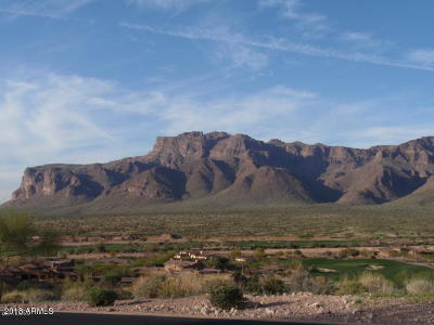 Superstition Mountain Residential Lots & Land For Sale: 8951 E Quartz Mountain Drive