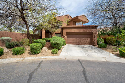 Scottsdale Single Family Home For Sale: 7602 E Sands Drive