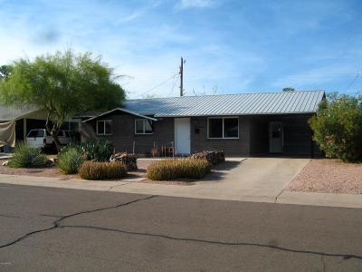Tempe Single Family Home For Sale: 346 E Papago Drive