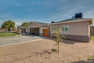 Phoenix Single Family Home For Sale: 4145 E Glenrosa Avenue