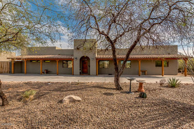 Mesa Single Family Home For Sale: 10409 E Adobe Road