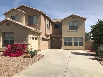 Casa Grande Single Family Home For Sale: 1382 E Madison Drive