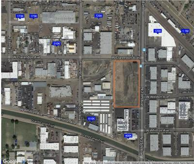 Phoenix Residential Lots & Land For Sale: 3515 W Clarendon Avenue