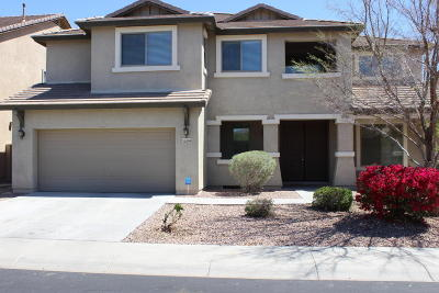 Surprise Single Family Home For Sale: 15599 N 179th Drive