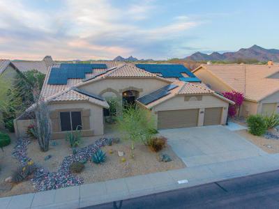 Scottsdale Single Family Home For Sale: 9118 E Topeka Drive