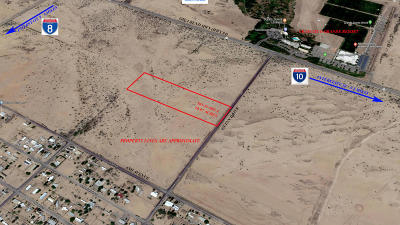 Casa Grande Residential Lots & Land For Sale: S Guinn (Approx) Drive