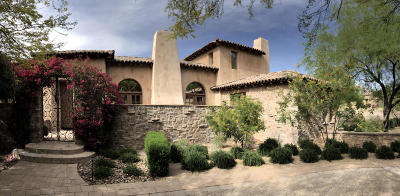Superstition Mountain Single Family Home For Sale: 7540 E Wildflower Lane