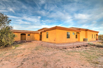 Rio Verde Single Family Home For Sale: 17504 E Montgomery Road