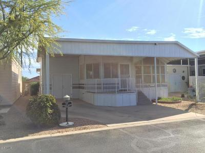 Surprise Mobile/Manufactured For Sale: 17200 W Bell Road #987