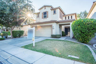 Gilbert Single Family Home UCB (Under Contract-Backups): 1324 E Frances Lane