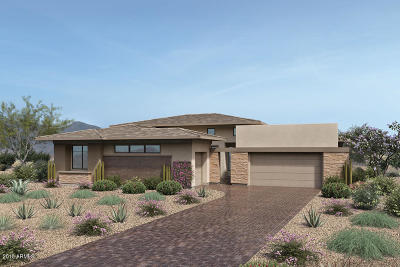 Fountain Hills Single Family Home For Sale: 13267 N Stone View Trail