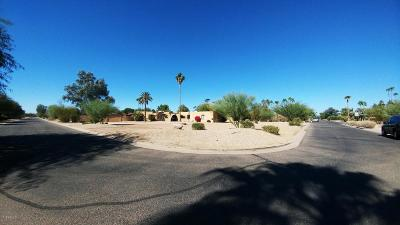 Scottsdale Residential Lots & Land For Sale: 8520 E Cactus Wren Road