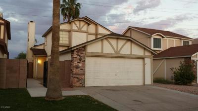 Mesa AZ Single Family Home For Sale: $228,500