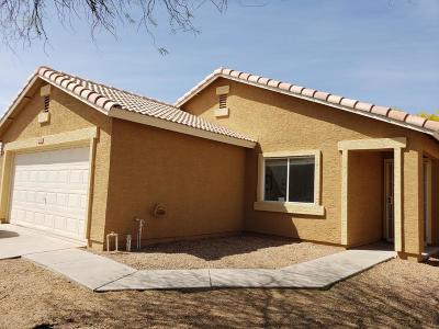 Mesa Single Family Home UCB (Under Contract-Backups): 11520 E Contessa Street