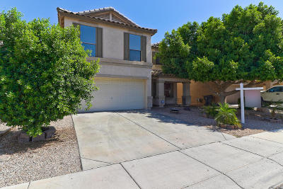 Avondale Single Family Home For Sale: 12914 W Palm Lane
