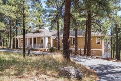 Flagstaff Single Family Home For Sale: 2450 Golf Lane