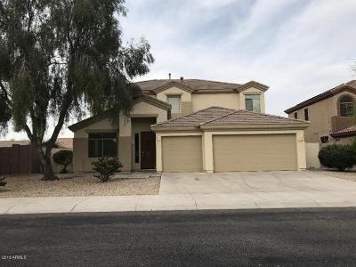 Goodyear Rental For Rent: 18383 W Estes Way